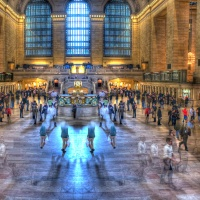 Trip at Grand Central