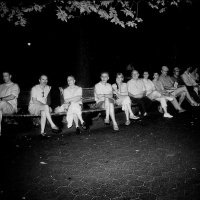 Lost Souls on a Bench